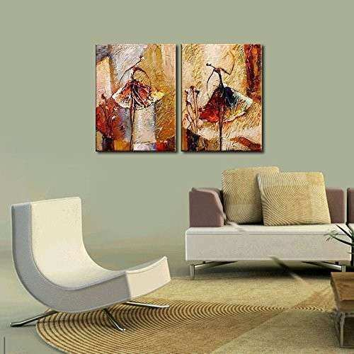 Wieco Art Ballet Dancers 2 Piece Modern Decorative