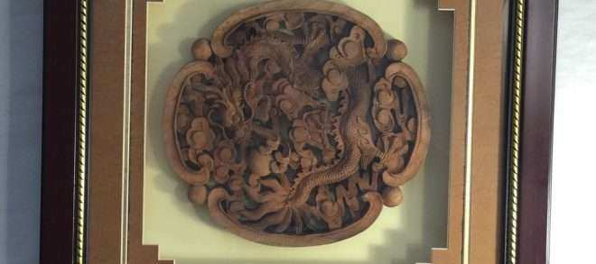 Asian Wall Art Awesome Handmade Dragon Teak Wood Carving Wall Panel asian Carved