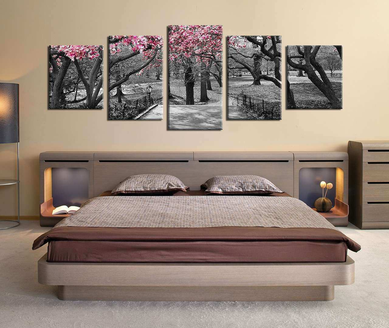 Bedroom Canvas Wall Art Home Design