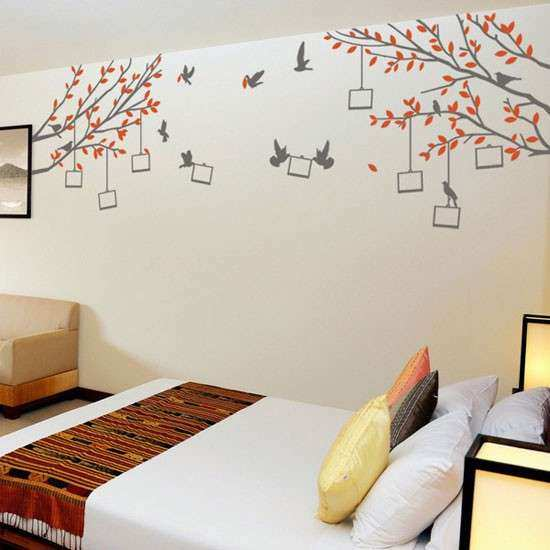 50 Beautiful Designs Wall Stickers Wall Art Decals