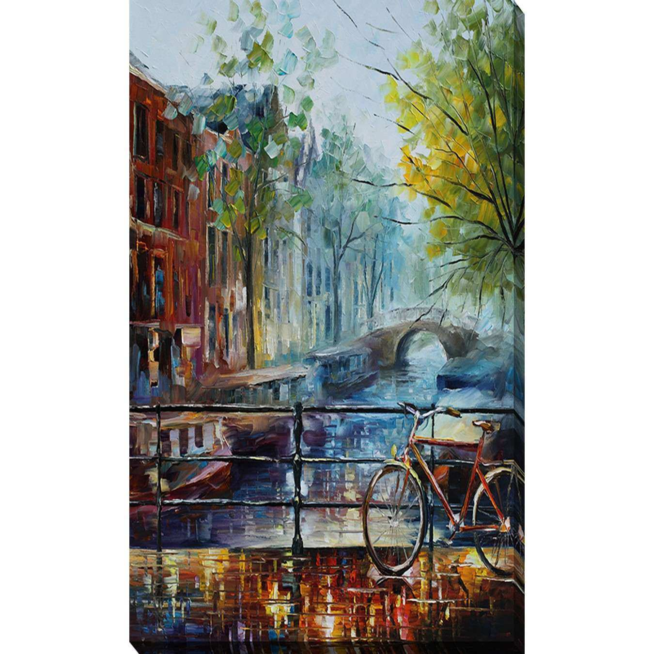 "PicturePerfectInternational ""Bicycle in Amsterdam"" by"