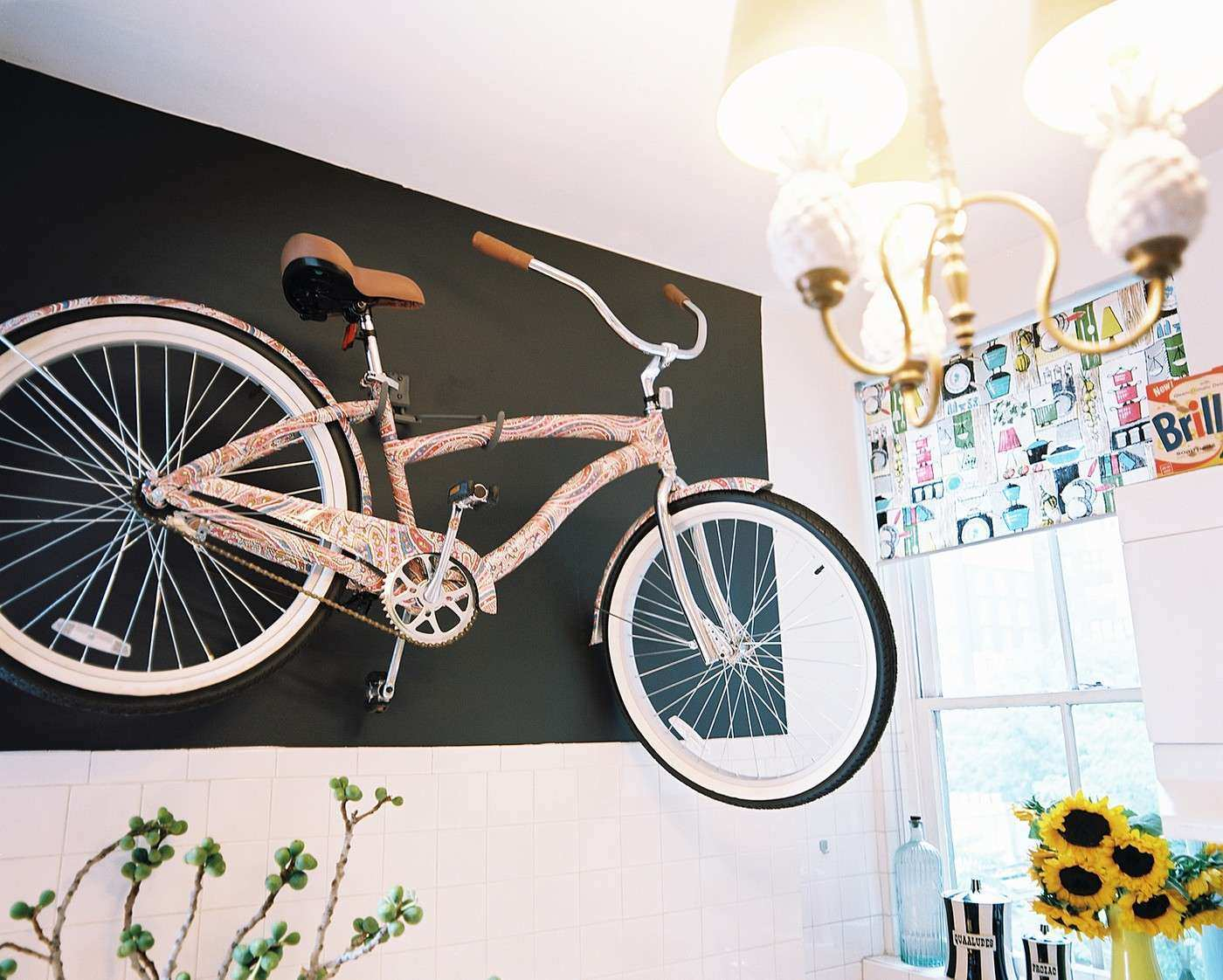 Bicycle Wall Art Unique Bicycle Storage S Design Ideas Remodel and Decor & Bicycle Wall Art Unique Bicycle Storage S Design Ideas Remodel and ...