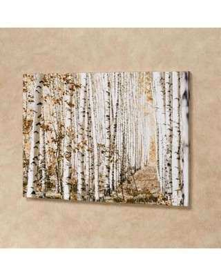 Check Out These Bargains on Birch Tree Canvas Wall Art