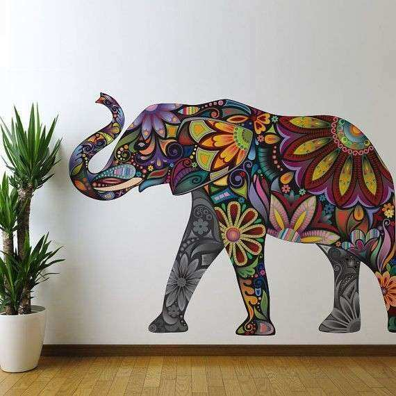 1000 Ideas About Bohemian Wall Art On Pinterest