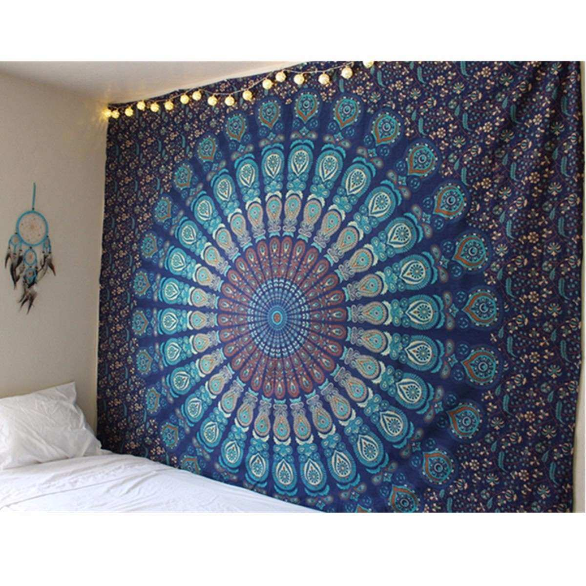 Boho Wall Decor Best Of Mandala Tapestry Bohemian Wall Hanging Hippie Throw  Indian