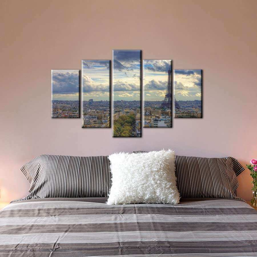 5 piece canvas wall art decorative cheap prints picture
