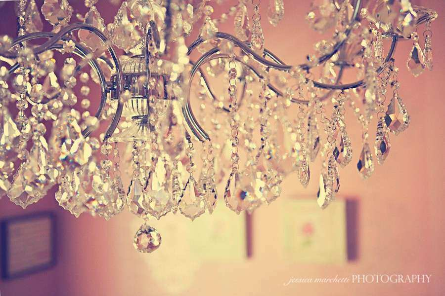 Nursery Chandelier Wall Art Fine art photography Nursery