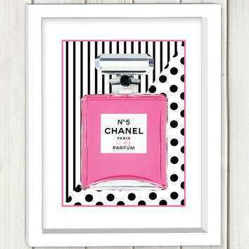 35 Chanel Wall Art My Wall of Life