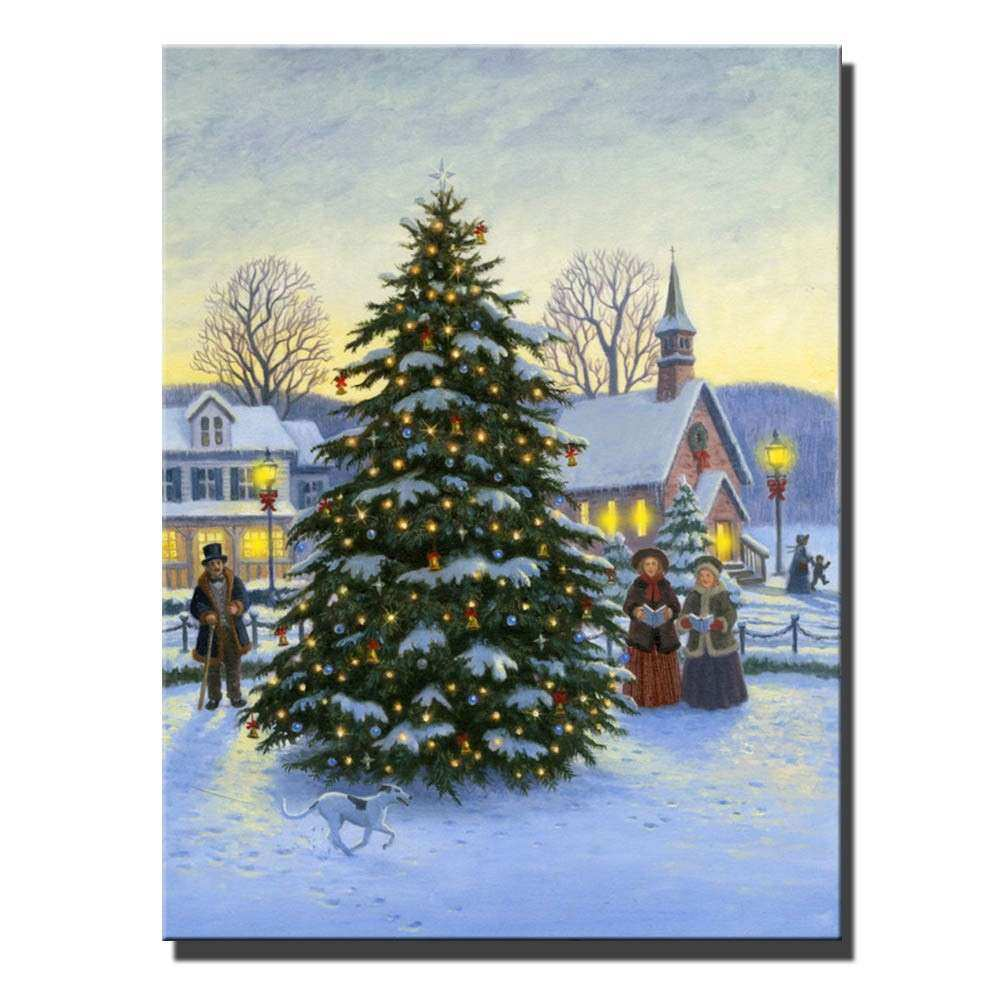 Merry Christmas Painting Promotion Shop for Promotional