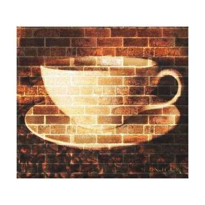 Vintage Coffee Wall Art