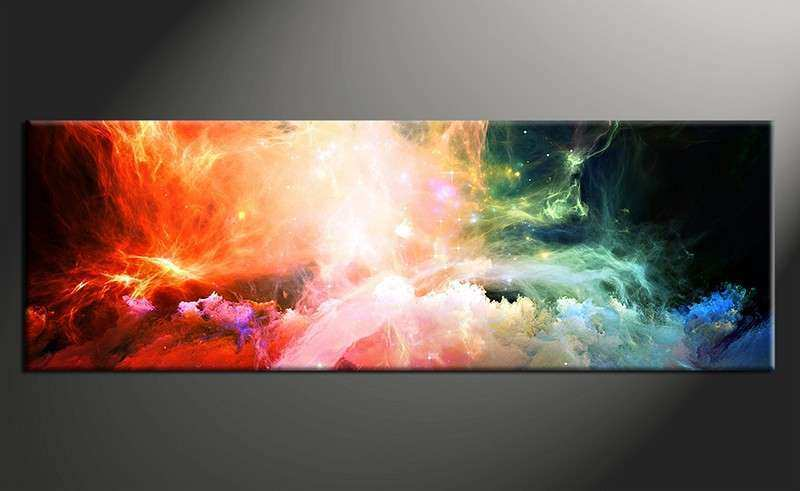 1 Piece Colorful Abstract Canvas graphy