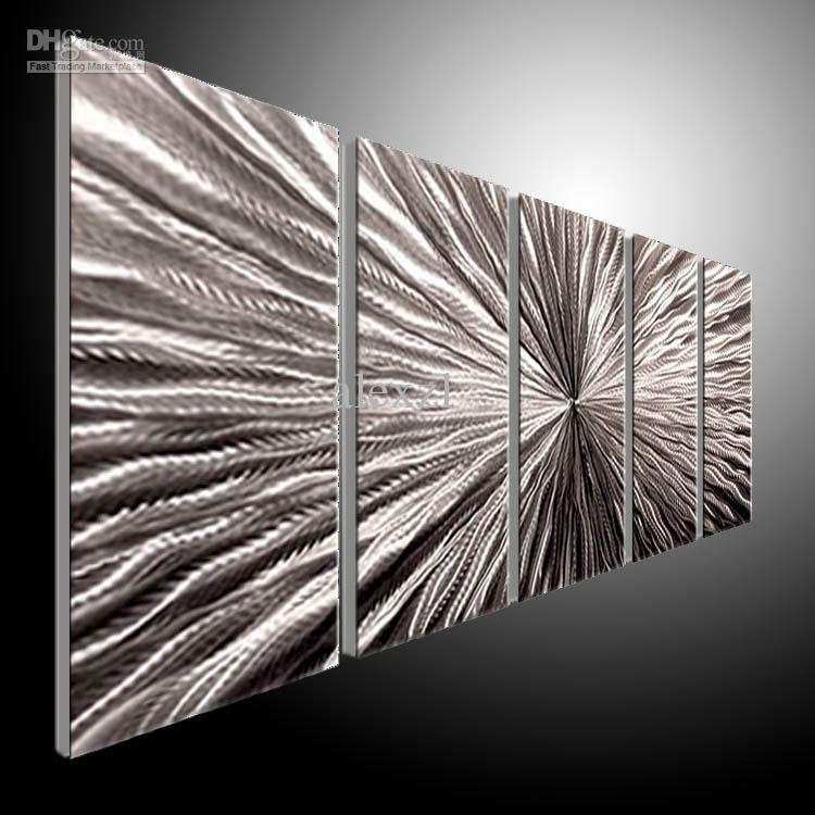 Wall Art Ideas Design Abstract Contemporary Metal Wall