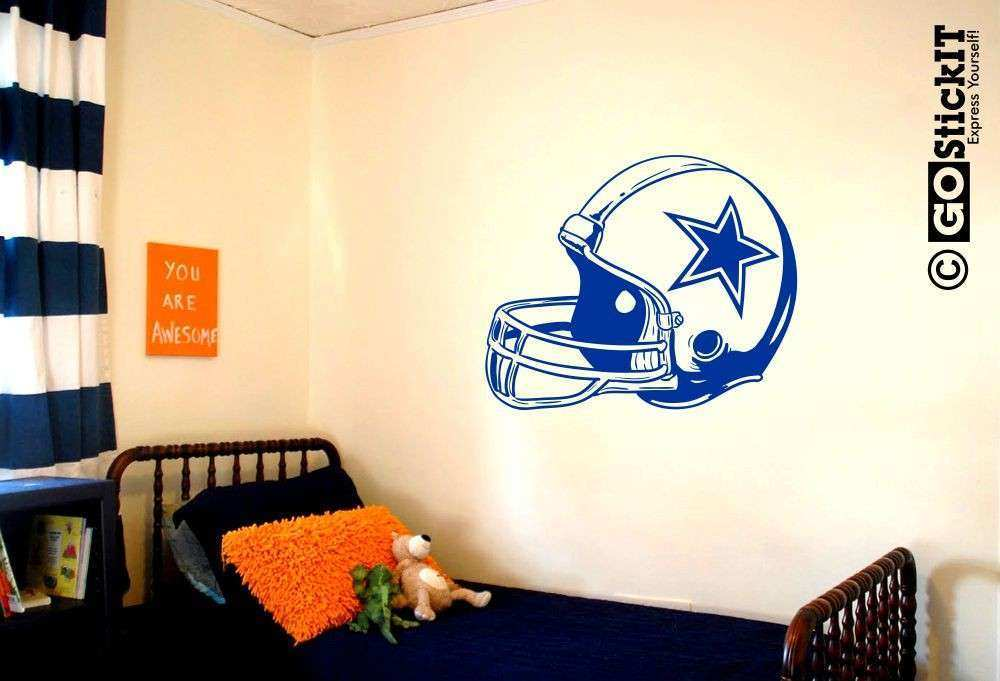 Wall Decal Dallas Cowboys Wall Decals for Kids Rooms