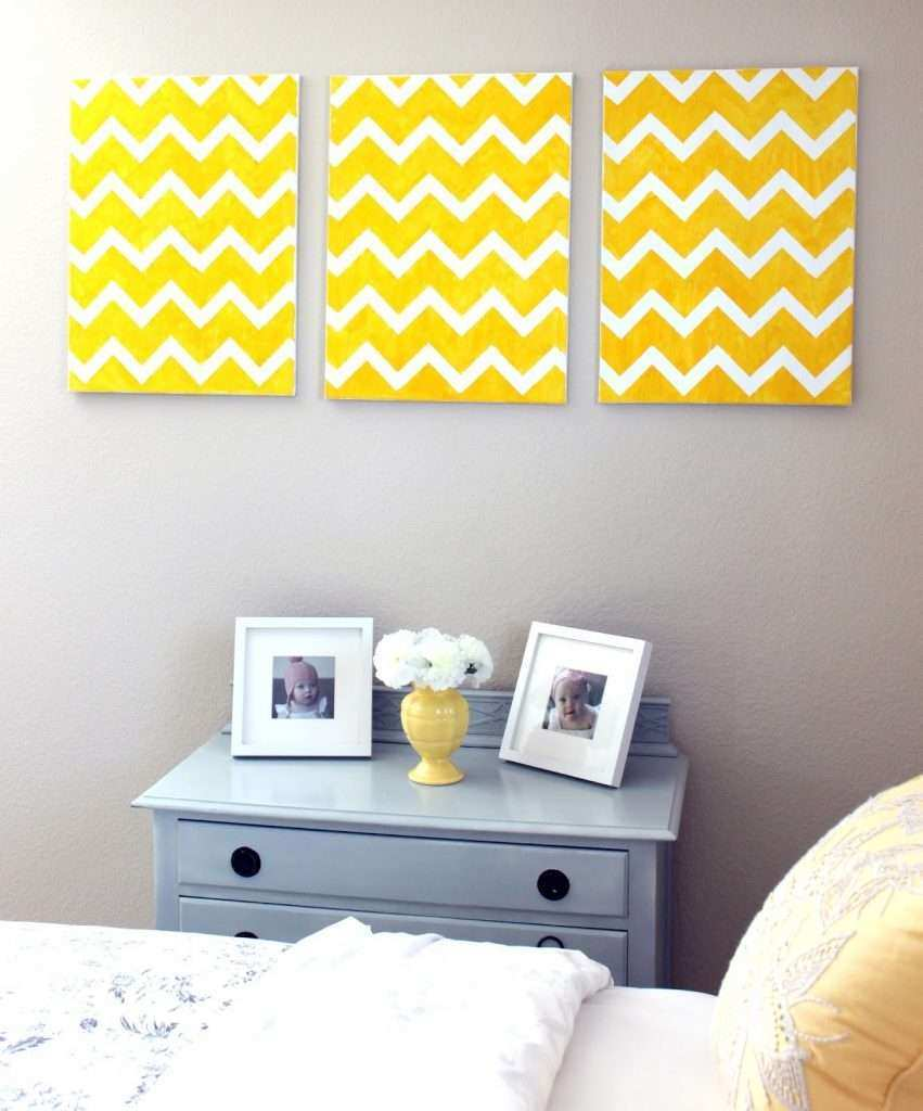 Diy Bedroom Wall Decor - emiliesbeauty.com -