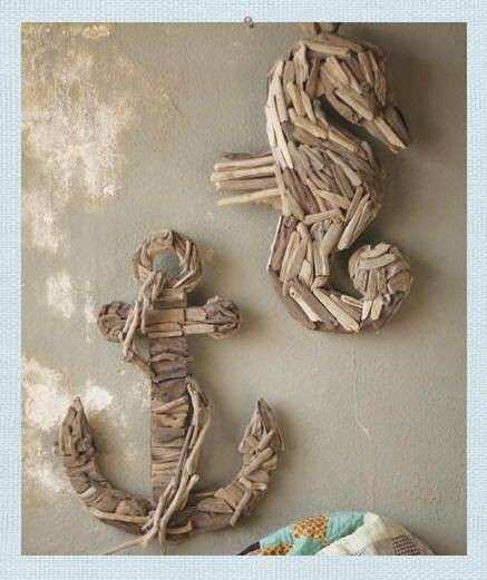 17 Best images about Driftwood Decor on Pinterest