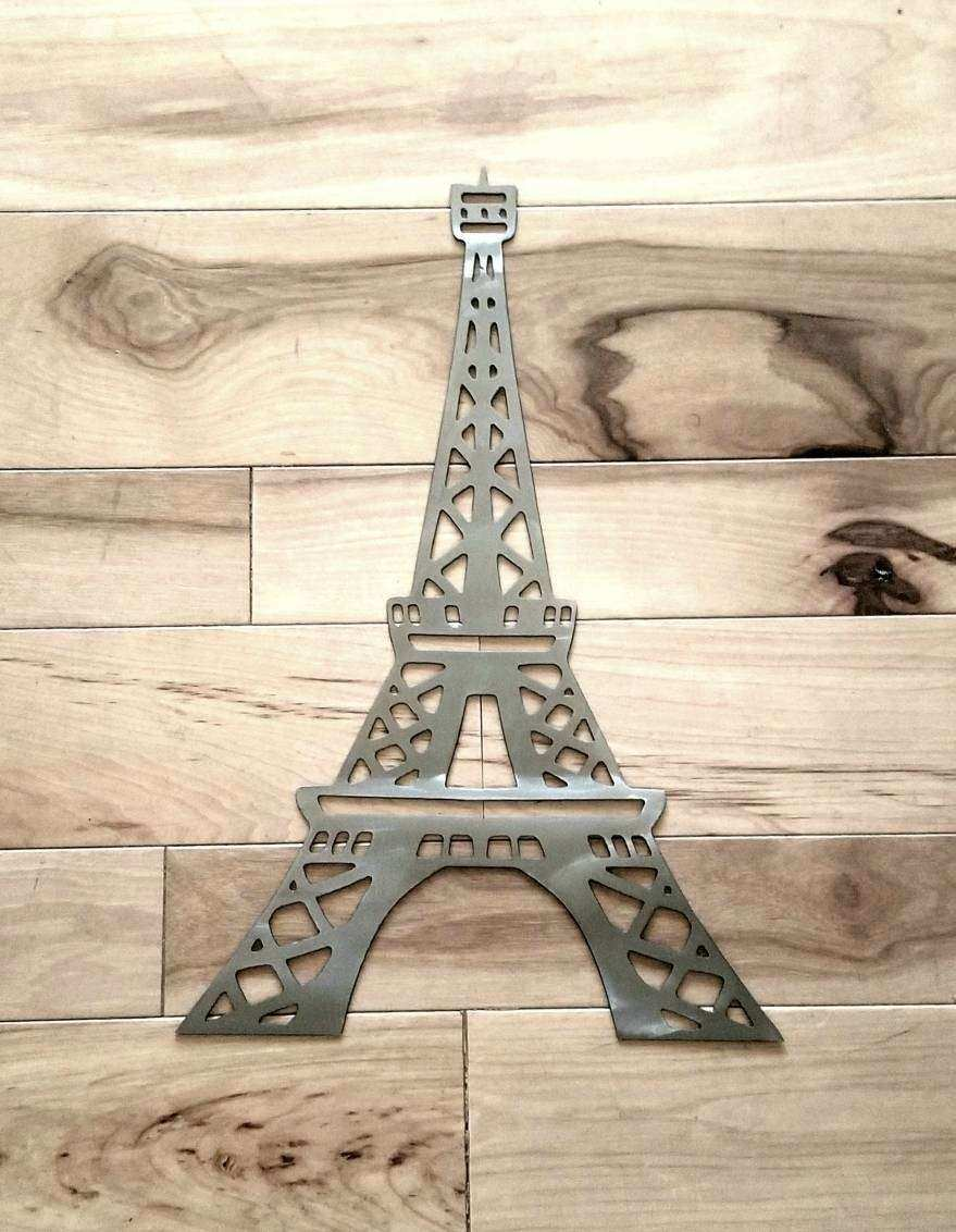 Eiffel Tower Wall Decor Awesome 2018 Por Metal Art