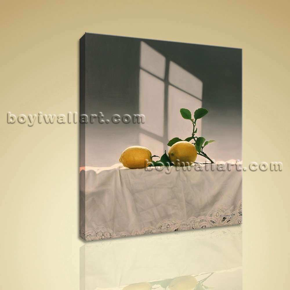 Food And Beverage Pictuire HD Print Canvas Wall Art For