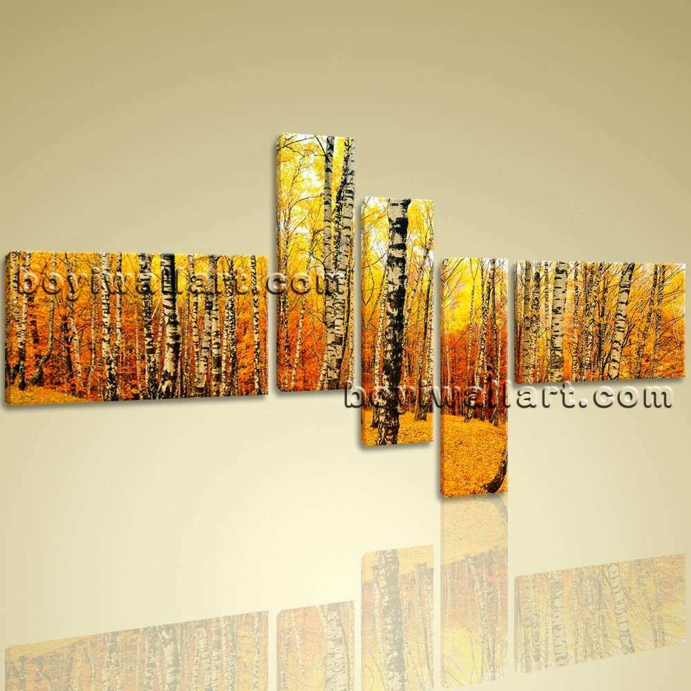 Landscape Canvas Wall Art Lovely Contemporary Home Decor Xxl Wall ...