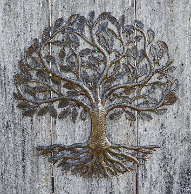 Unusual Design Ideas Tree Life Metal Wall Art Amazon