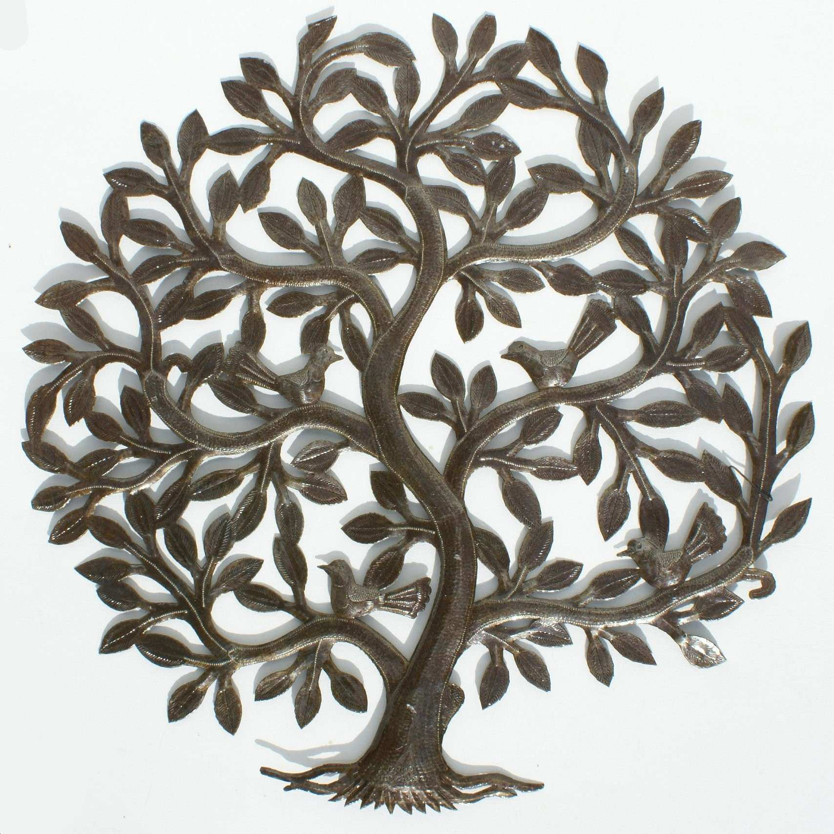 metal tree of life wall metal mural hanging art decor 60cm Fast Shipping within UK £56