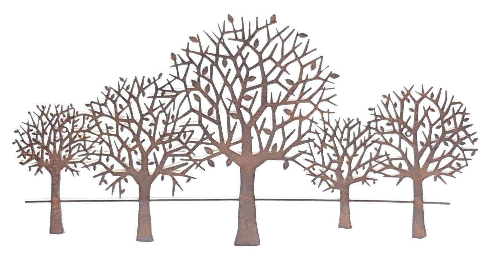 Wall Art Designs Metal Wall Art Trees Wall Art Metal Tree Scenery Metal Hanging Wall Art Rusty