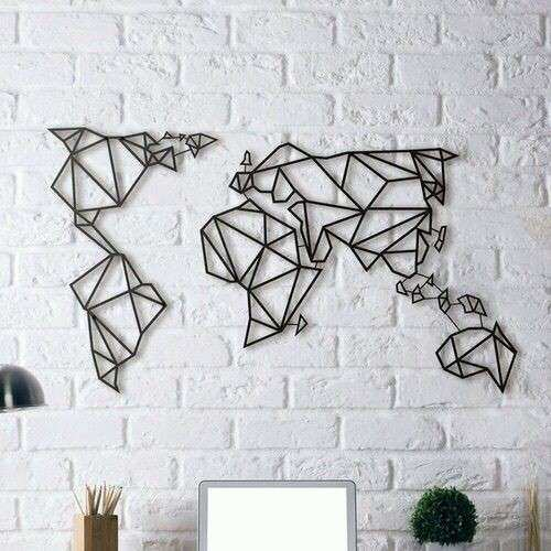 31 Cool Travel Themed Home Décor Ideas To Rock DigsDigs