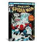 Marvel Canvas Wall Art New Icanvas Mrv60 Marvel Ic Book Spider Man Issue Cover Of Marvel Canvas Wall Art