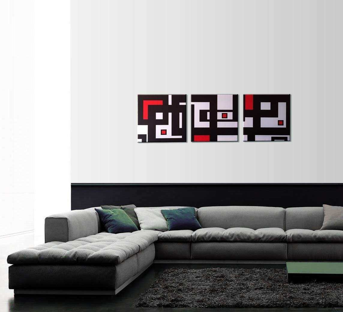 20 Choices of Multi Piece Canvas Wall Art
