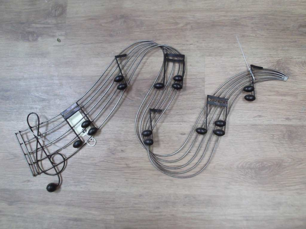 Music Note Metal Wall Art Lovely Walls Artames Plaques Miscellaneous Archives Aztec