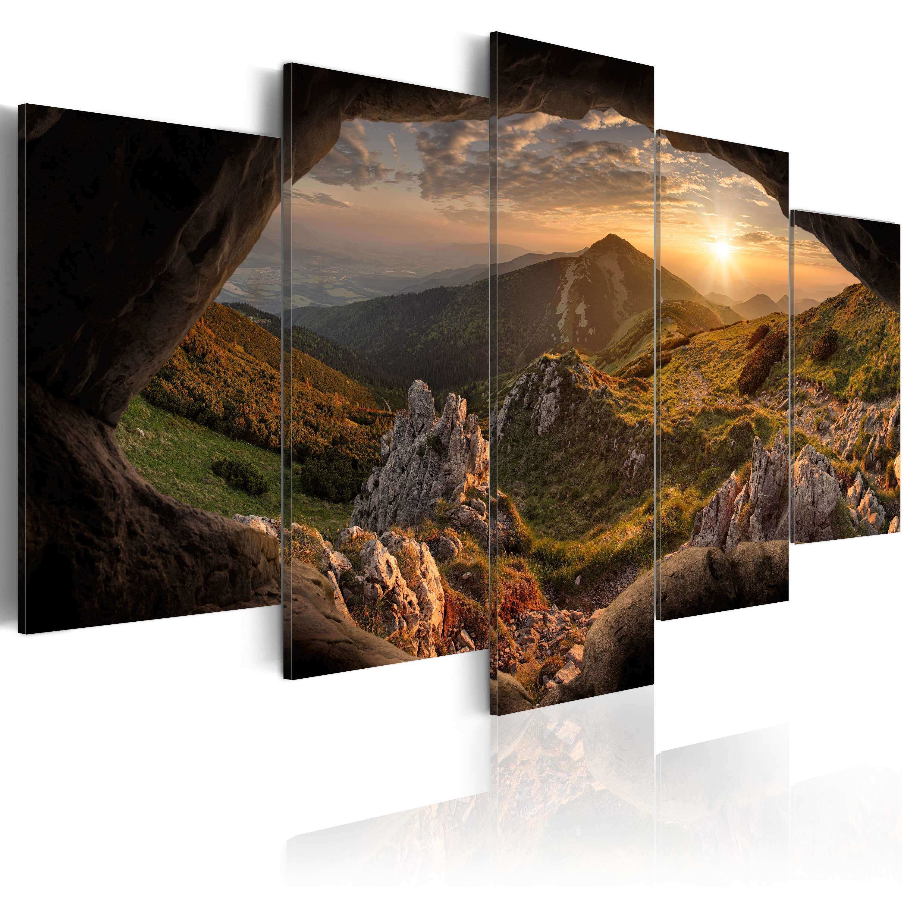 LARGE CANVAS WALL ART PRINT IMAGE PICTURE PHOTO NATURE
