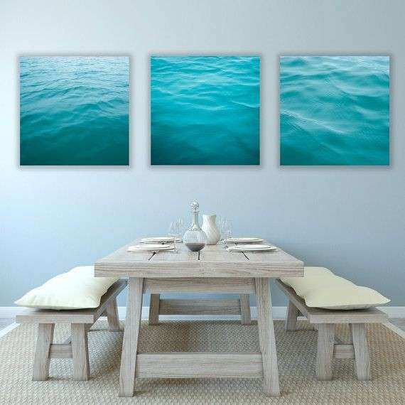 25 best ideas about Ocean canvas on Pinterest