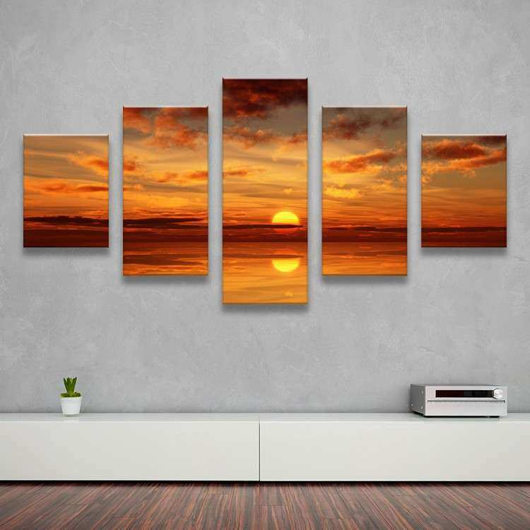 line Get Cheap Ocean Canvas Art Aliexpress