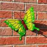 New Outdoor Metal butterfly Wall Art