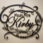 Best Of Personalized Metal Wall Art