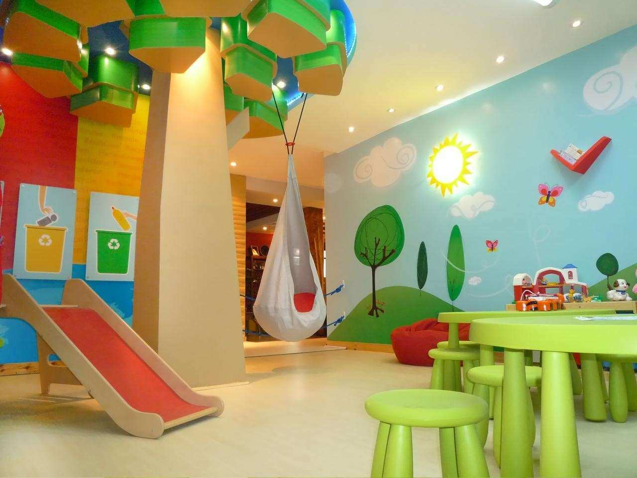 Decorating Ideas for Fun Playrooms and Kids Bedrooms