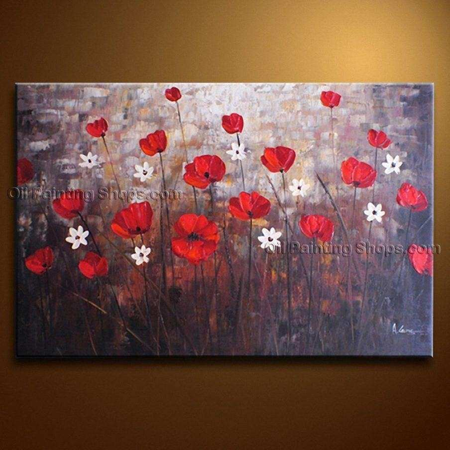 Poppy Canvas Wall Art Lovely 20 top Metal Poppy Wall Art & Poppy Canvas Wall Art Lovely 20 top Metal Poppy Wall Art | Wall Art ...
