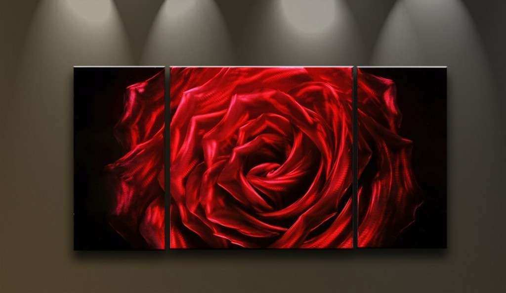 Rose Wall Decor Beautiful Beautiful Modern Metal Wall Hangings for Your Home