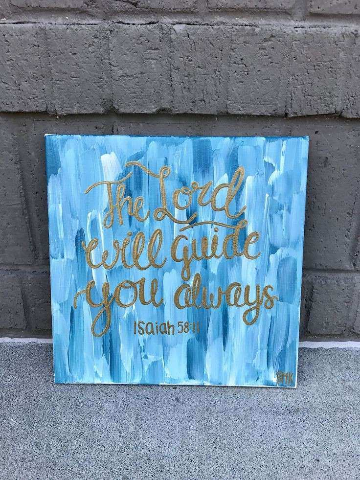 With God All Things Are Possible Christian Wall Art