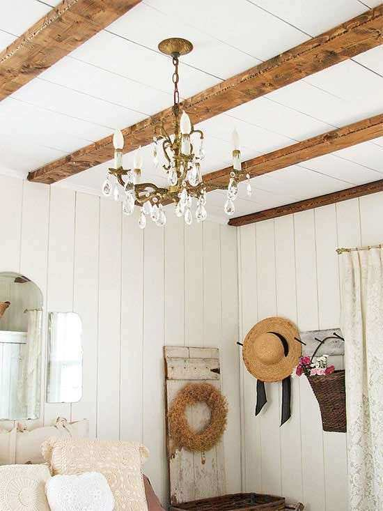 Shiplap Wall Decor New Shiplap Reclaimed Wood Beams Frequently Used ...