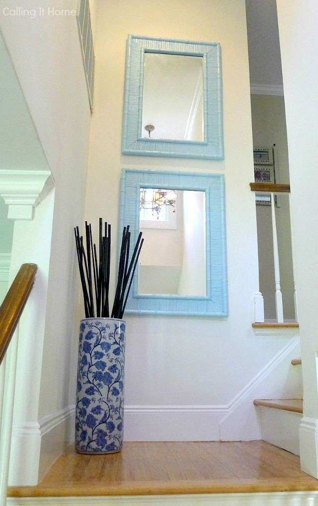 Stair Wall Decor Unique Best 25 Stairwell Decorating Ideas On Pinterest