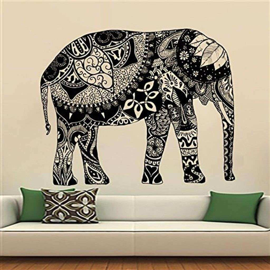 Stickers Wall Decor Fresh What To Notice To Get The Best Elephant Home Decor  Ward