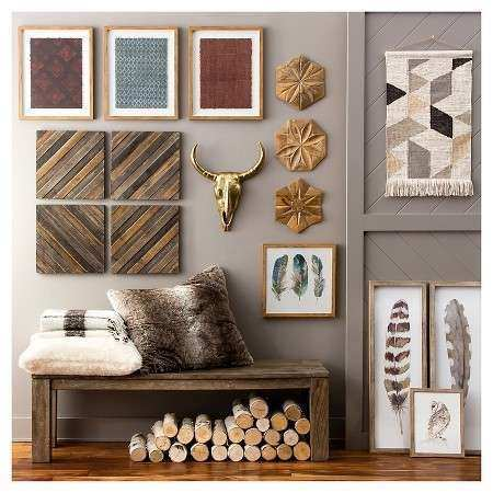 Rustic Wall Décor Collection Tar