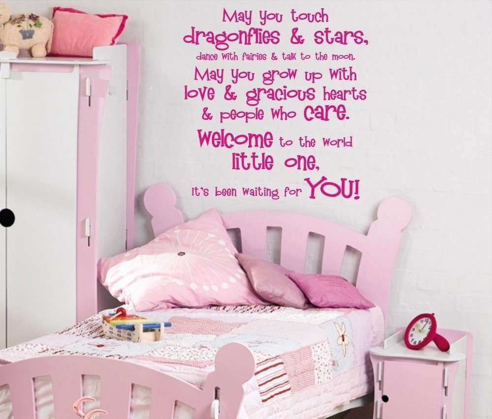 Teen Girls Wall Decor Awesome Teen Girl Wall Decal Bedroom Vinyl Bathroom with Decals  sc 1 st  Emily Garrison : teen girl wall decals - www.pureclipart.com