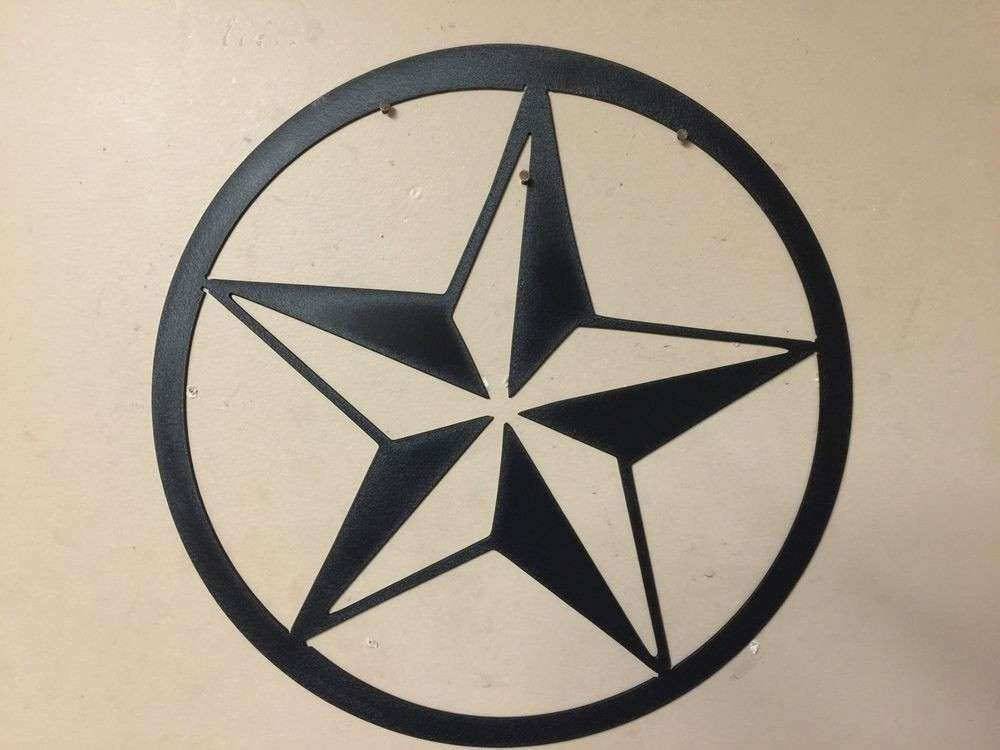 Texas Star Wall Decor Lovely Texas Star Western Metal Art Rodeo Ranch Home  Rustic Lodge