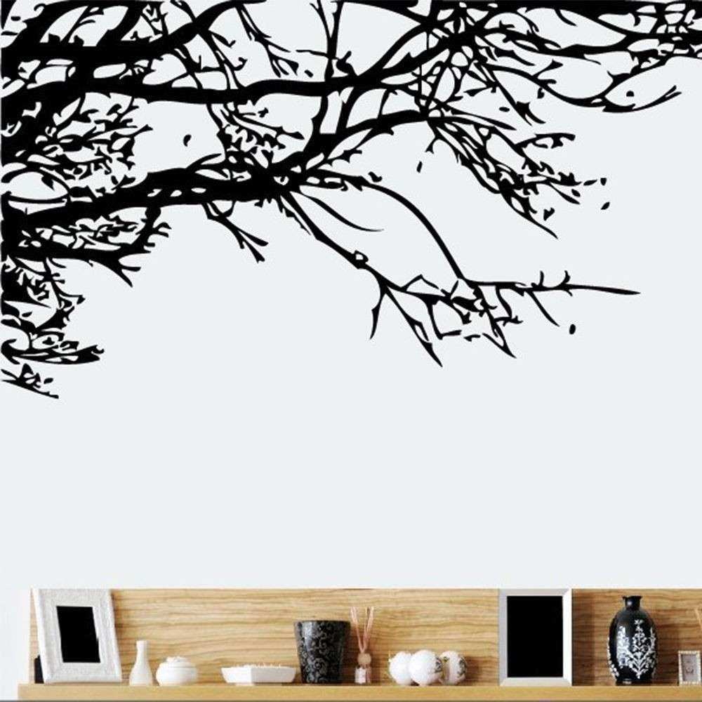 HOT Tree Branch Art Wall Stickers Mural Decal Room