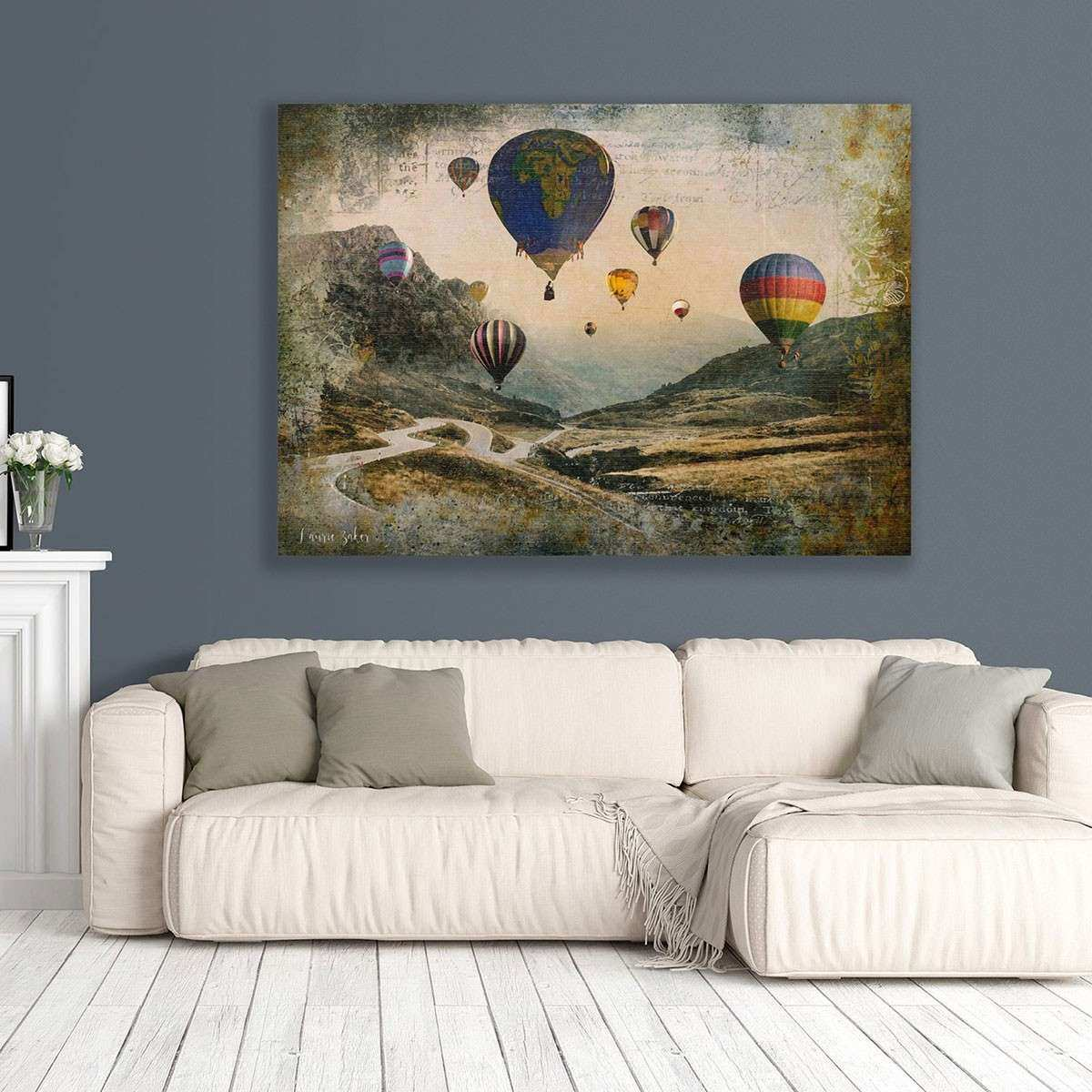 Order Your Custom Canvas Prints line Today