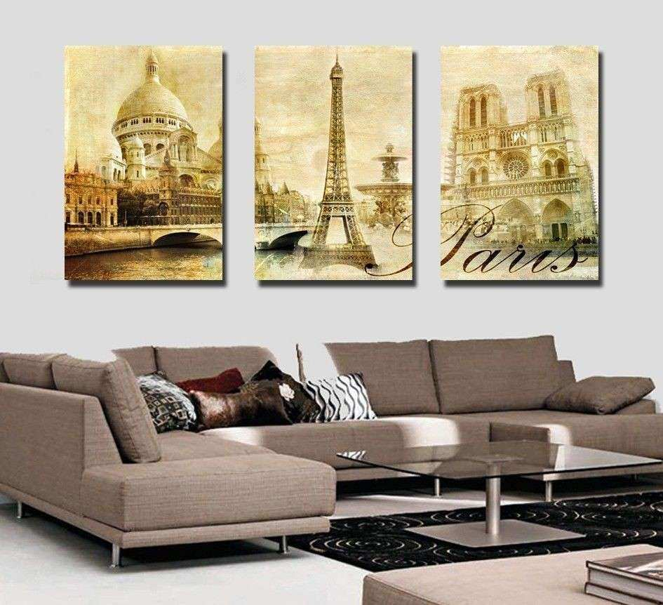 Canvas prints wall art modern photo poster decor Panorama