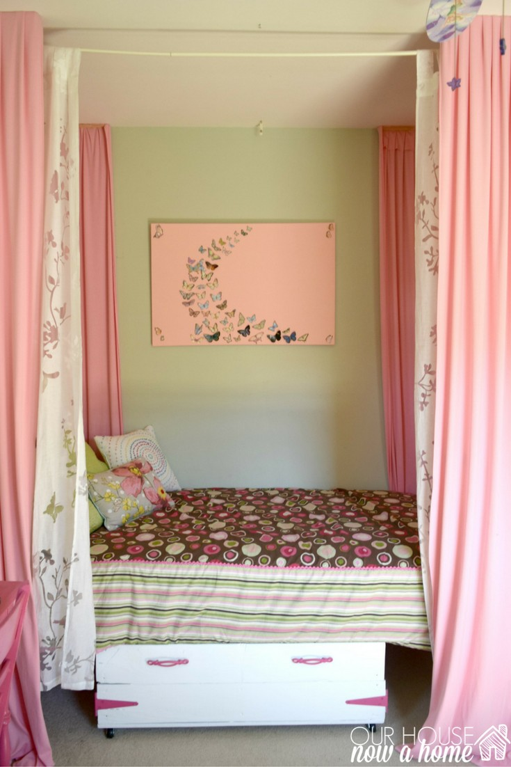 wall art ideas for kids bedroom • Our House Now a Home