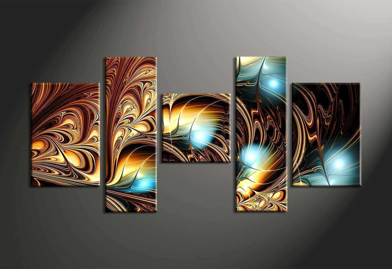 Five Piece Wall Art Takuice