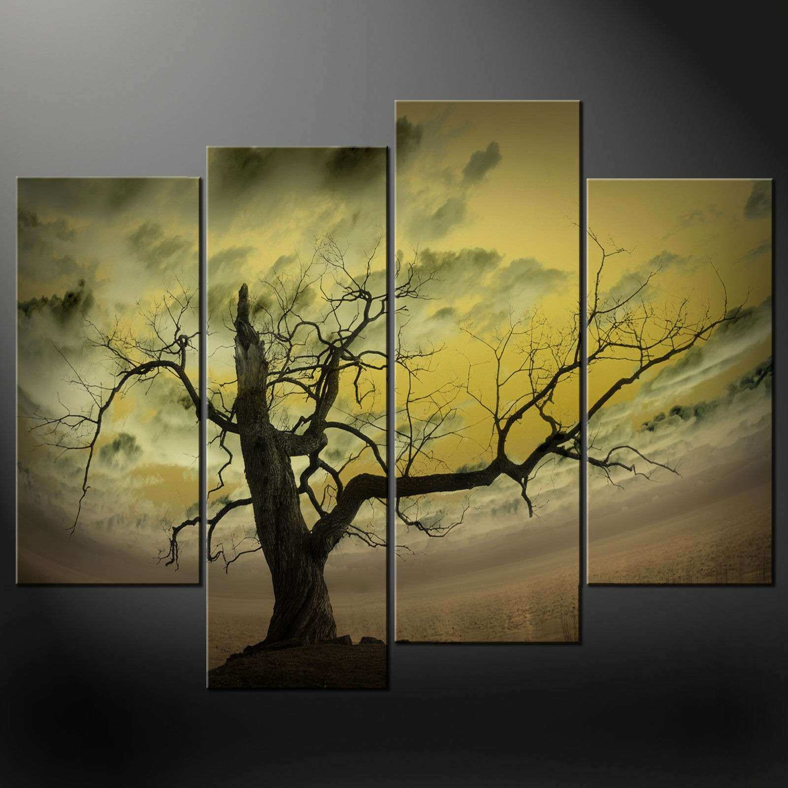 Contemporary Large Landscape Wall Art Image Collection - Art & Wall ...
